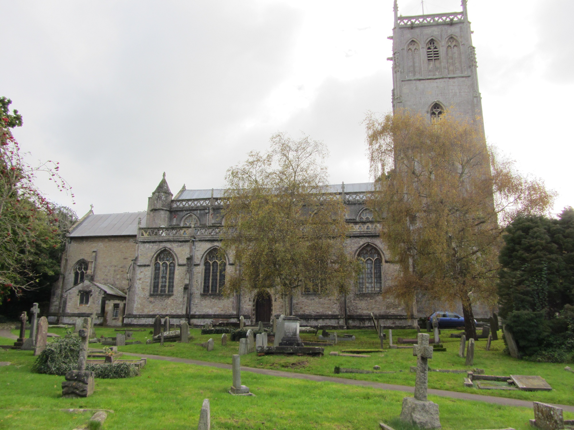 St. Andrew's (Banwell)