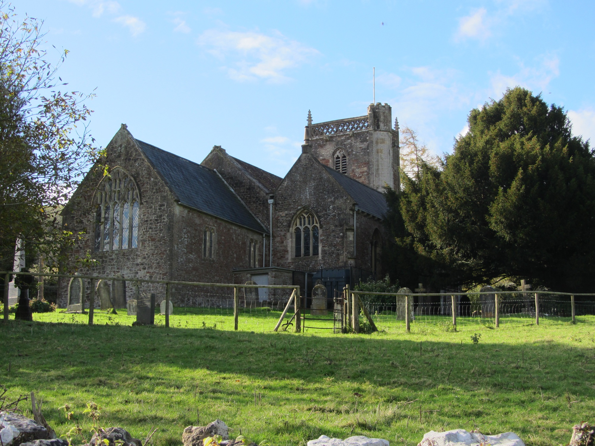 St Andrew's (Compton Bishop)