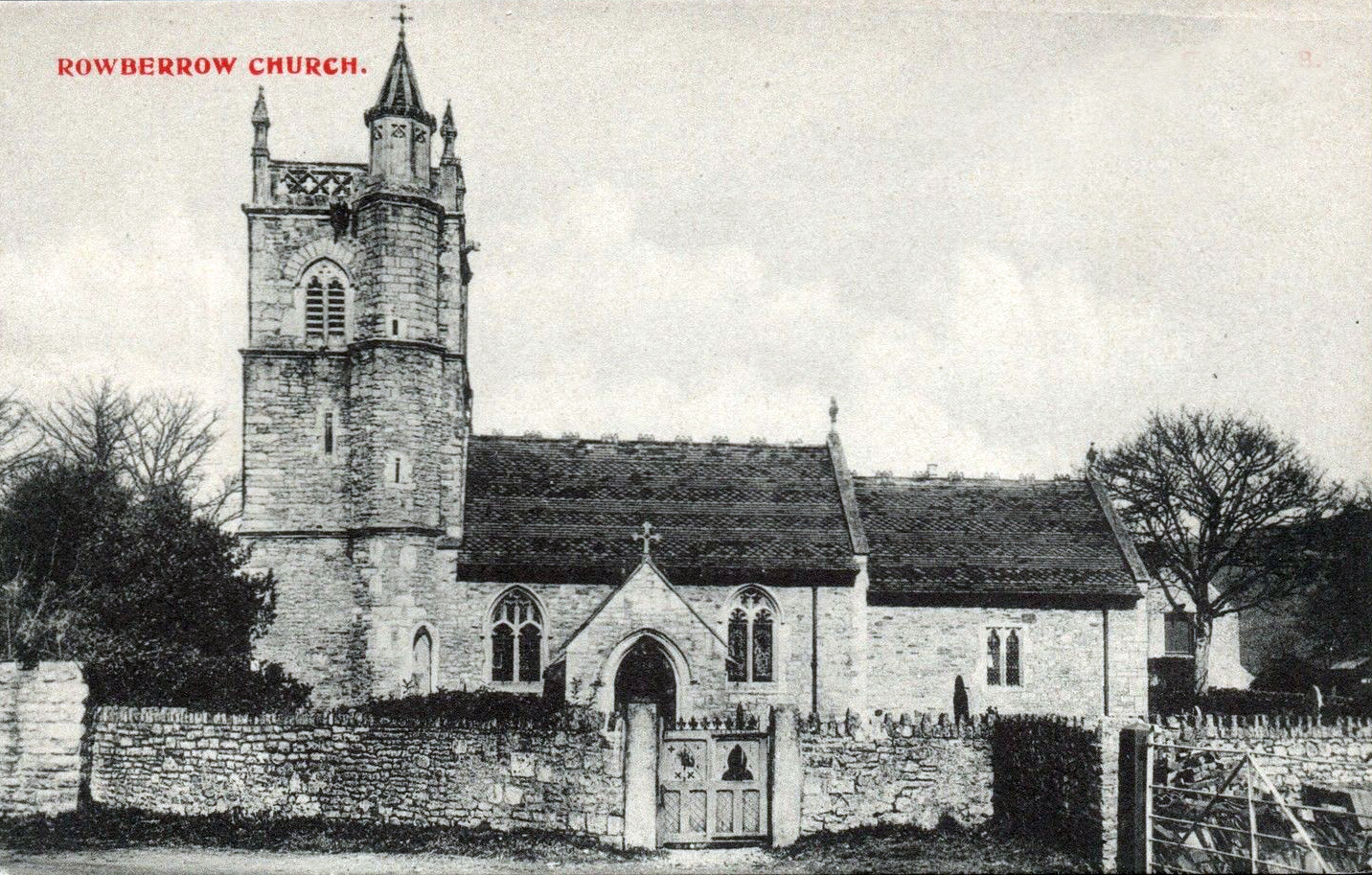 St. Michael's, Rowberrow