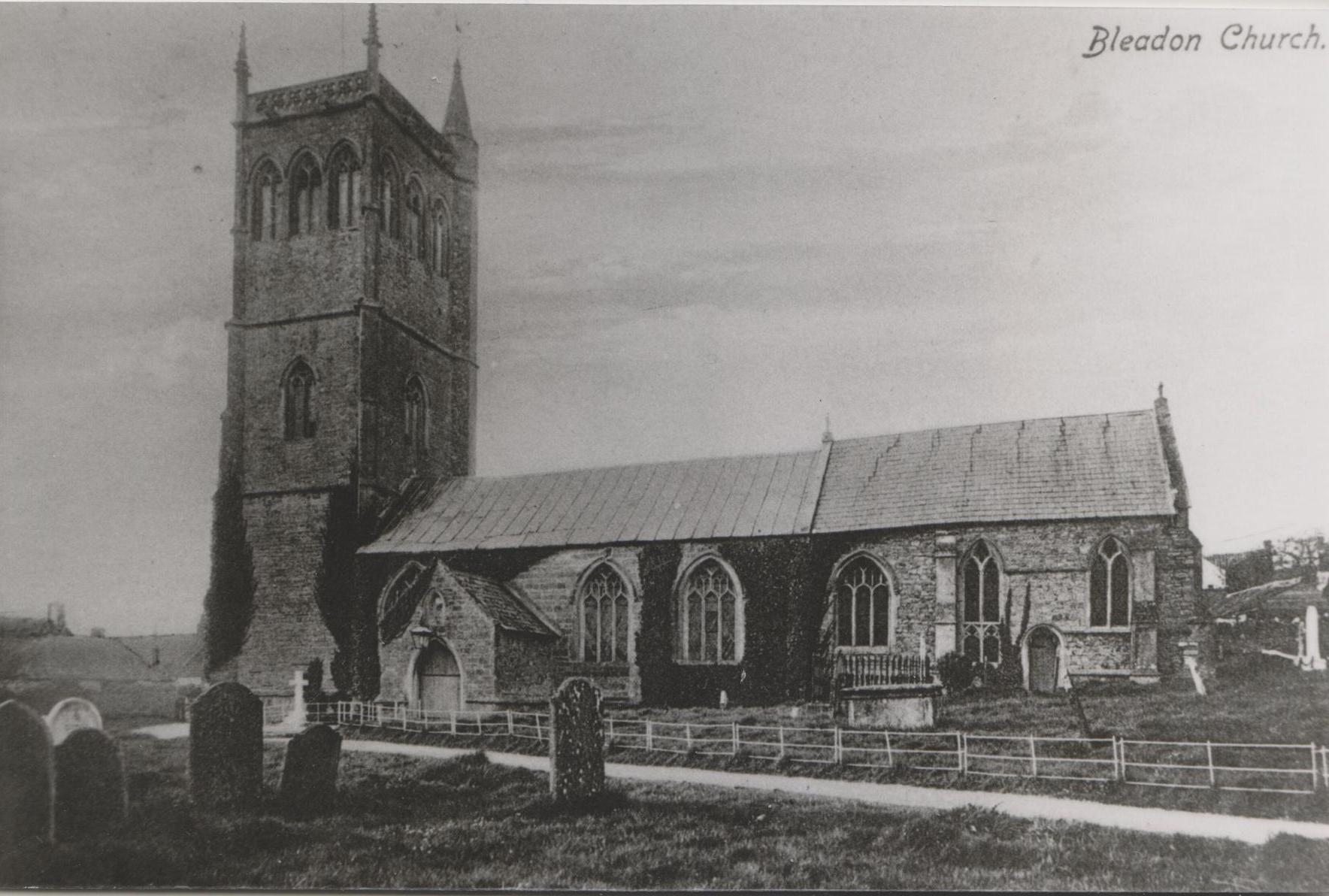 St Peter and St Paul (Bleadon)