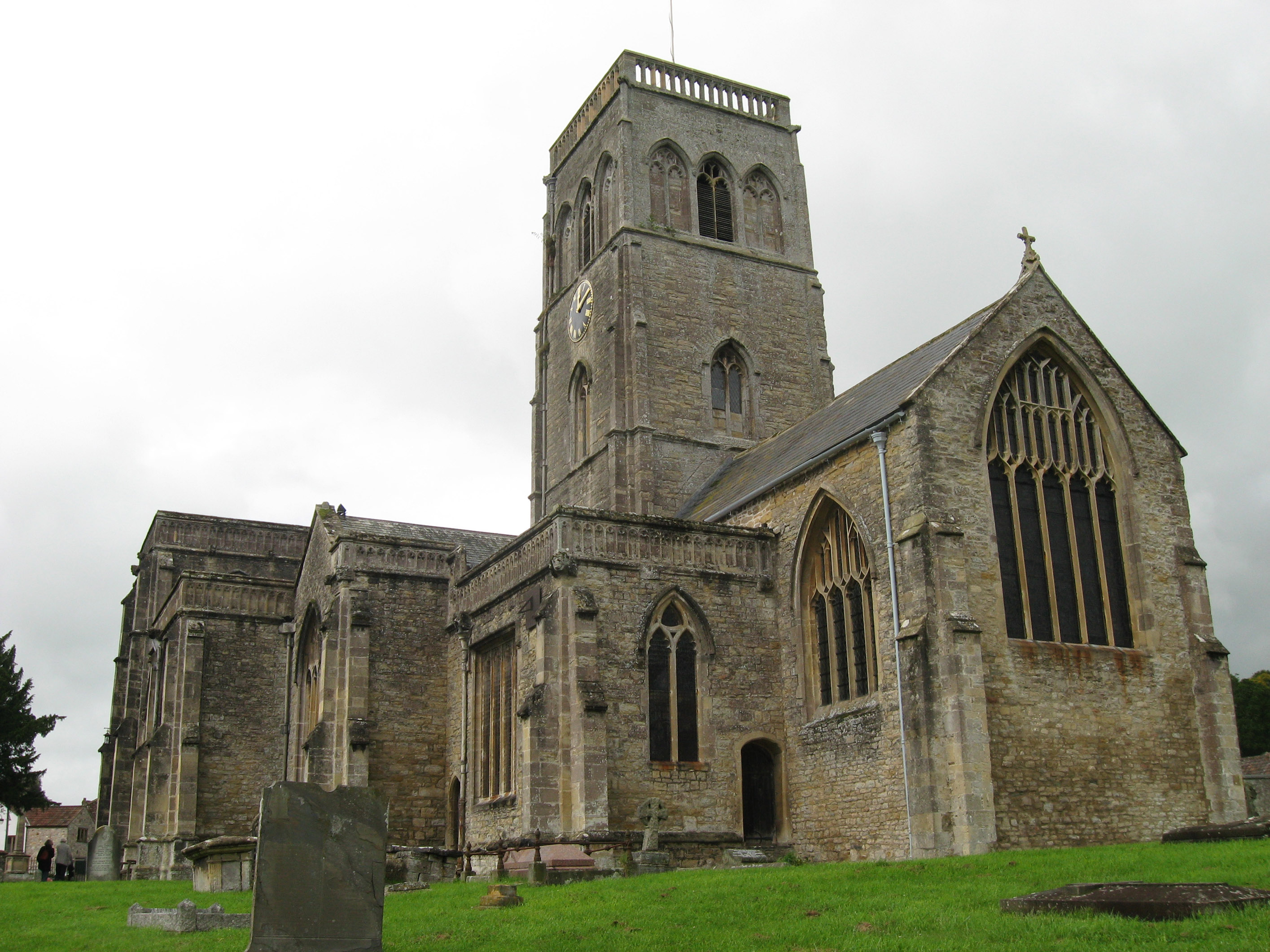 St Mary (Wedmore)