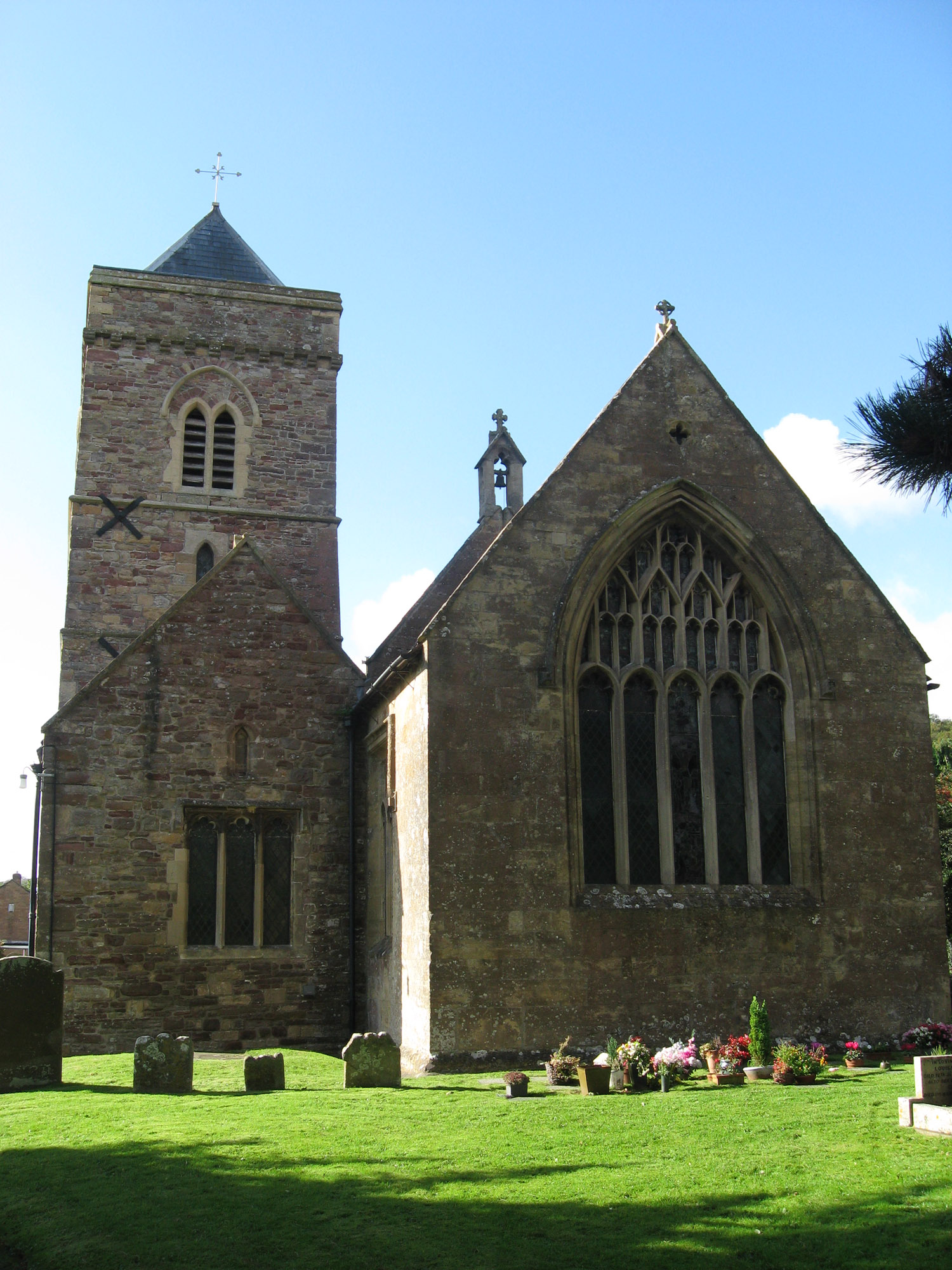 St Peter & St Paul (Weston-in-Gordano)