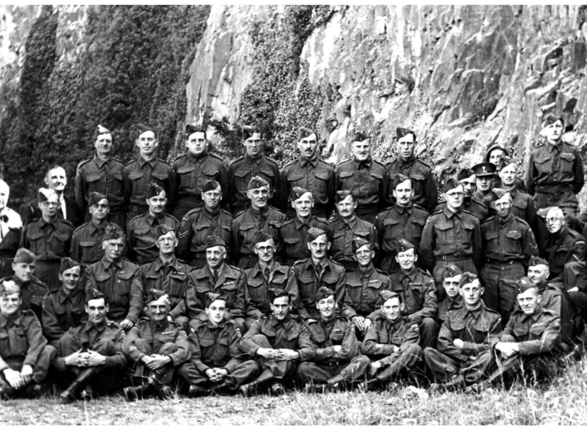Bleadon & Lympsham Home Guard