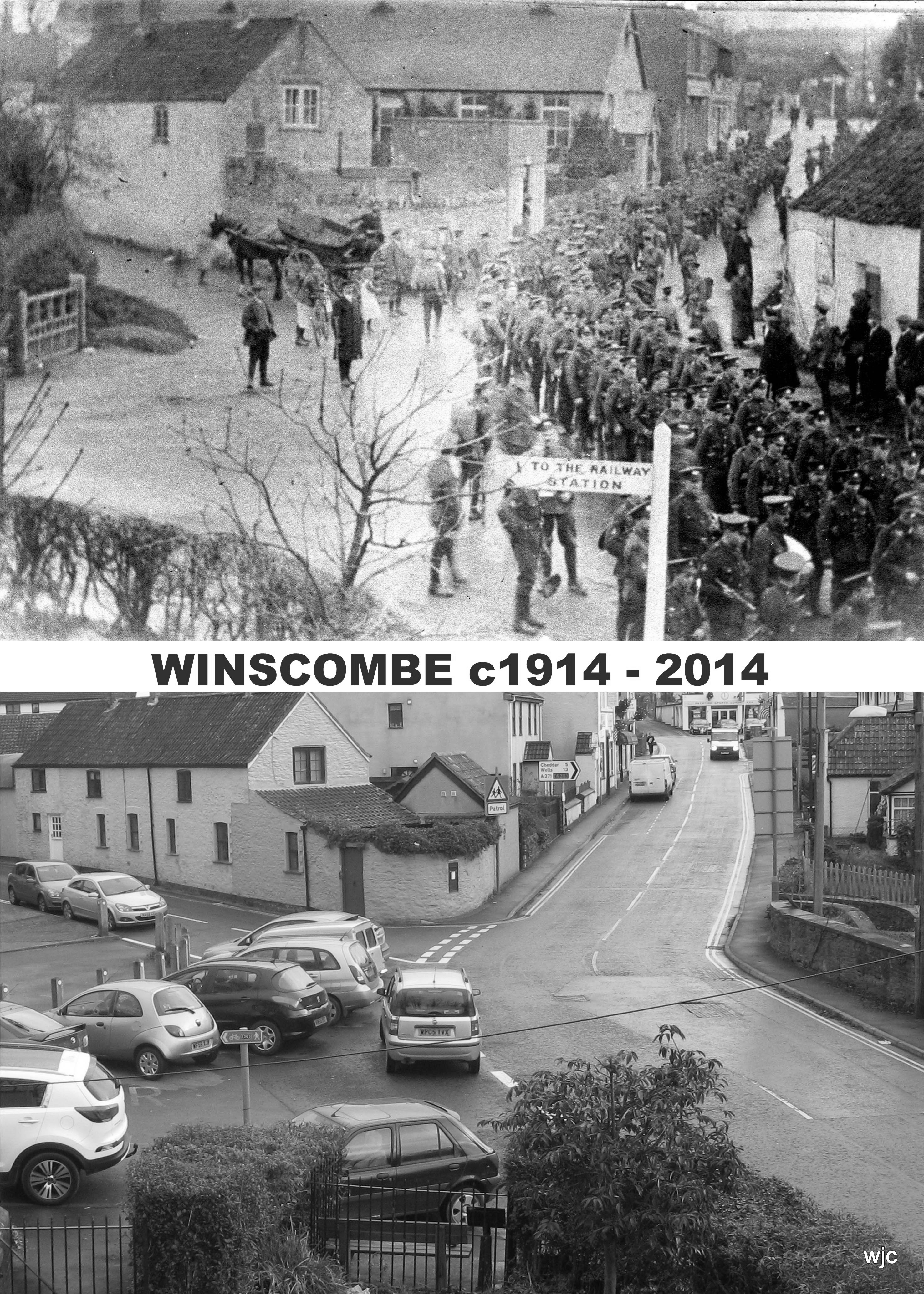 Station rd. Winscombe