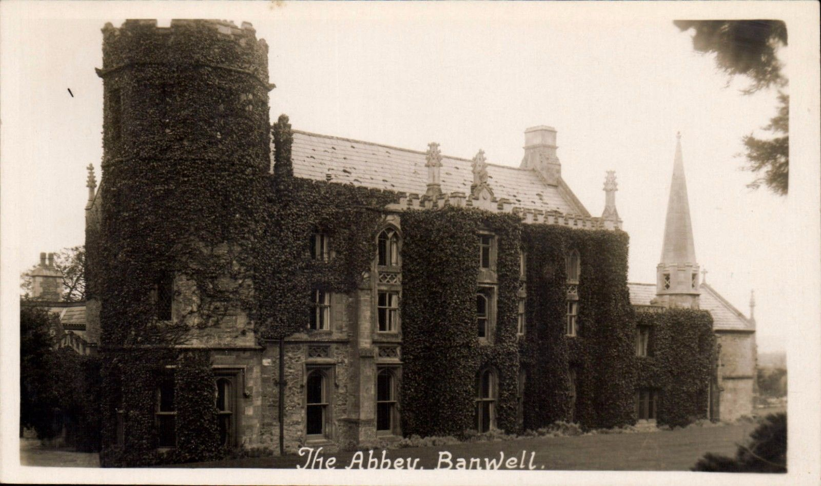 Banwell Abbey