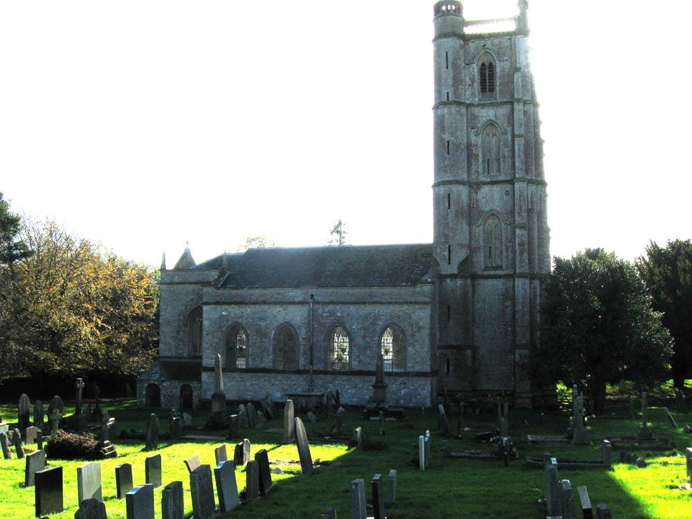 All Saints Church (Wrington)