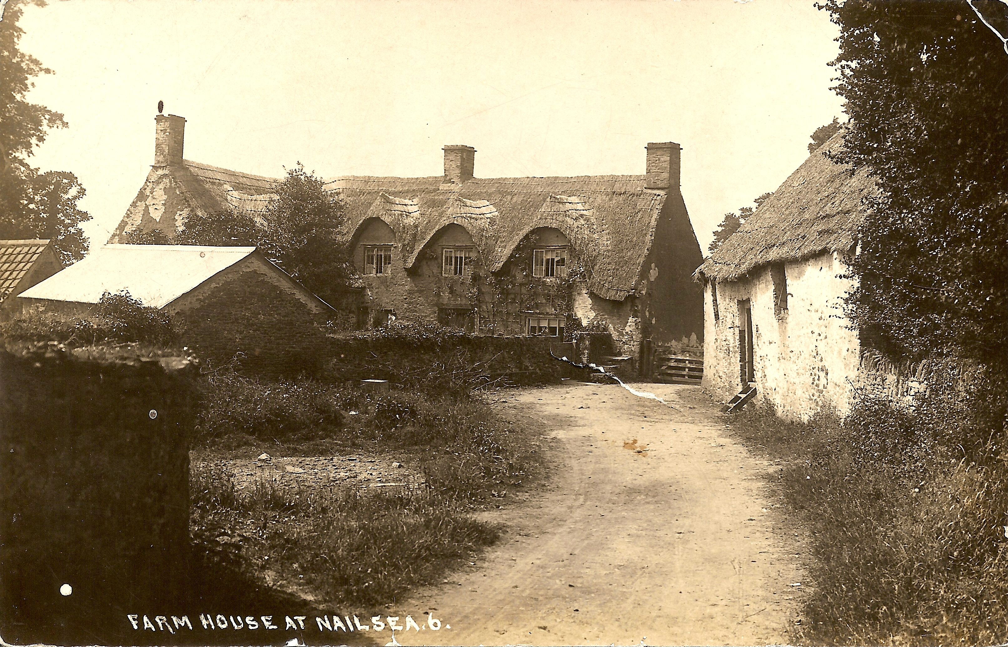 A Nailsea Farmhouse