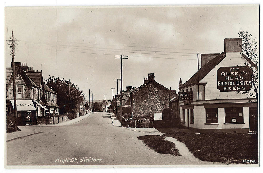 Nailsea Villiage 1920-30